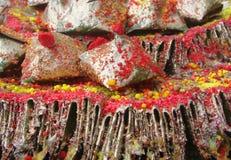 betel dekorerade leaves fotografering för bildbyråer