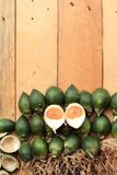 Betel palm Stock Photo