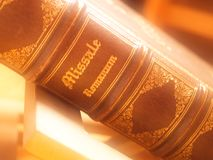 Beten Lizenzfreies Stockbild