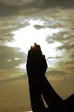 Beten Stockbilder