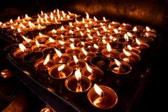 Beten für Frieden Stockbild