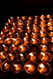 Beten für Frieden Lizenzfreie Stockfotografie