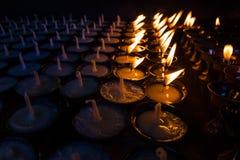 Beten für Frieden Stockbilder