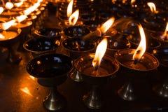 Beten für Frieden Lizenzfreie Stockfotos