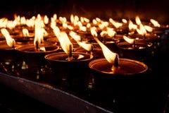 Beten für Frieden Stockfoto