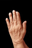 Betende Hände Lizenzfreie Stockfotografie