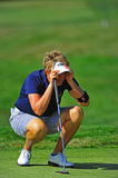 Beth Bader LPGA Safeway Classic Stock Photo