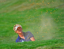 Beth Bader LPGA Safeway Klassiker Lizenzfreies Stockbild