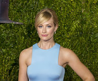 Beth Behrs Arrives at 2015 Tony Awards Royalty Free Stock Images