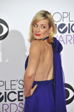 Beth Behrs. LOS ANGELES, CA - JANUARY 7, 2015: Beth Behrs at the 2015 People's Choice  Awards at the Nokia Theatre L.A. Live downtown Los Angeles Stock Photography