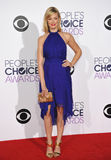 Beth Behrs. LOS ANGELES, CA - JANUARY 7, 2015: Beth Behrs at the 2015 People's Choice  Awards at the Nokia Theatre L.A. Live downtown Los Angeles Stock Images