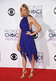 Beth Behrs. LOS ANGELES, CA - JANUARY 7, 2015: Beth Behrs at the 2015 People's Choice  Awards at the Nokia Theatre L.A. Live downtown Los Angeles Stock Image