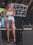 Beth Davis - faixa americana do mel Imagem de Stock
