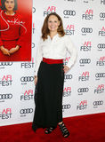Beth Grant. At the AFI FEST 2016 Centerpiece Gala Screening of `Jackie` held at the TCL Chinese Theatre in Hollywood, USA on November 14, 2016 Stock Photos