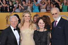 Beth Grant, James Cromwell, Missi Pyle Photo stock