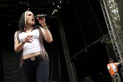 Beth Hart Stock Photo