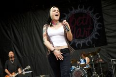 Beth Hart Stock Photography
