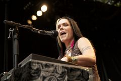 Beth Hart Royalty Free Stock Image