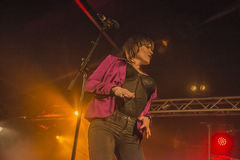 Beth Hart singing Stock Photo