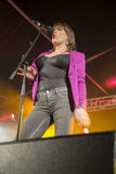 Beth Hart singing Stock Photography
