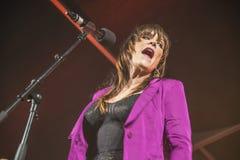 Beth hart, usa, notodden blues festival Stock Image