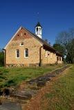 Bethabara, NC: 1788 Gemeinhaus Moravian Church Royalty Free Stock Photography