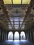 Bethesda terrace Stock Photography