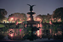Bethesda Terrace stock images
