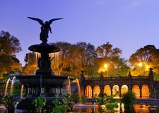 Bethesda Terrace Royalty Free Stock Image