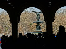 Bethesda Terrace 51 Stock Photos