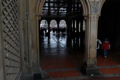 Bethesda Terrace 136 Royalty Free Stock Image