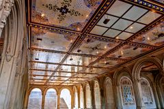 Bethesda Terrace underpass Stock Photography