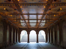 Bethesda terrace Royalty Free Stock Photos