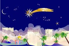 Bethlehem Royalty Free Stock Photography