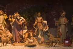 Bethlehem Royalty-vrije Stock Afbeelding