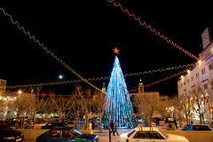 Bethlehem Christmas Tree Royalty Free Stock Image