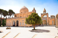 Bethlehem Church  in Esfahan, Iran. Stock Photos