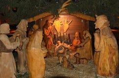Bethlehem dans grandeur nature Photo libre de droits