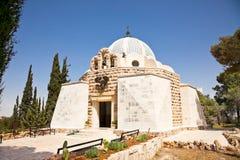Bethlehem de Kerk van het Gebied van Herders. Israël Royalty-vrije Stock Foto's