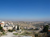 Bethlehem, general view Stock Images