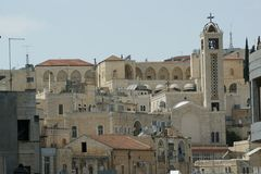 Bethlehem, Palestina, Israel Fotografia de Stock Royalty Free