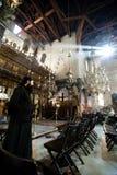 Bethlehem's Church of the Nativity Royalty Free Stock Images