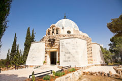 Bethlehem Shepherds Feld-Kirche. Israel Lizenzfreie Stockfotos