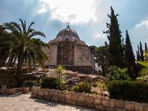 Bethlehem Shepherds Field Church. Palestine Royalty Free Stock Images