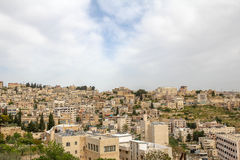 Bethlehem: view of historical part Stock Images