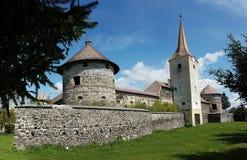 Bethlen Castel Transylvania Royaltyfria Bilder