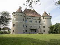 Bethlen-Haller castle, Romania Stock Image