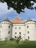 Bethlen-Haller slott, Rumänien Arkivfoto