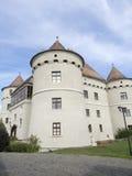 Bethlen-Haller slott, Rumänien Royaltyfri Foto