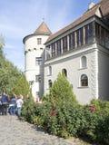 Bethlen-Haller slott, Rumänien Royaltyfria Bilder